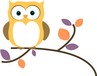 yellow-owl-on-branch